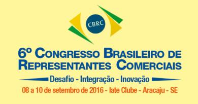 6º Congresso Brasileiro de Representantes Comerciais
