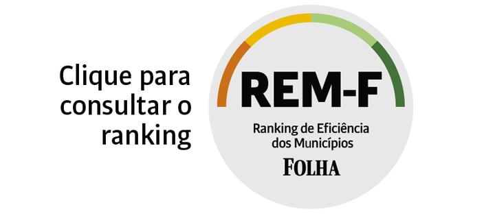 REM – Ranking de Eficiência dos Municípios