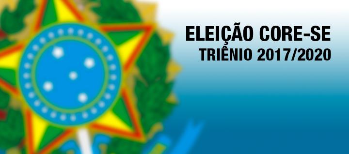 Eleição Core 2017-2020